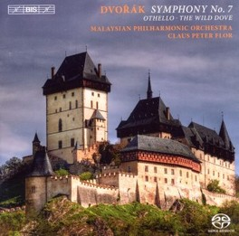 SYMPHONY NO.7 IN D MINOR MALAYSIAN P.O./C.P.FLOR A. DVORAK, CD