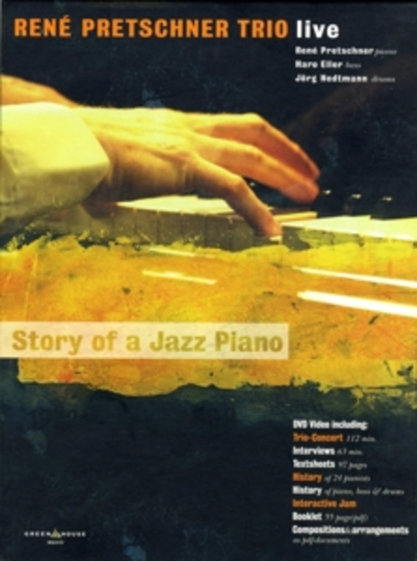 Rene -Trio- Pretschner - Live - Story Of A Jazz Piano