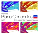 ULTIMATE PIANO CONCERTOS W/TCHAIKOVSKY/GRIEG/MOZART/CHOPIN/BEETHOVEN