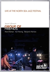 LIVE AT THE NORTH SEA JAZZ...