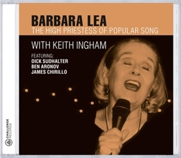 HIGH PRIESTESS OF.. .. POPULAR SONG BARBARA LEA, CD