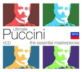 ULTIMATE PUCCINI Audio CD, G. PUCCINI, CD