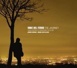JOURNEY MIKE DEL FERRO, CD