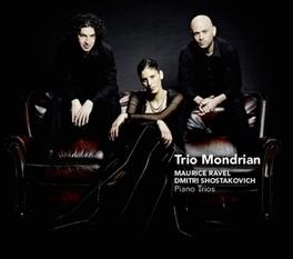 PIANO TRIOS TRIO MONDRIAN, CD
