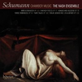 CHAMBER MUSIC NASH ENSEMBLE R. SCHUMANN, CD