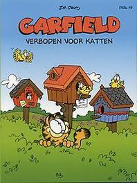 Garfield Strip 119 Verboden voor katten Garfield, Davis, Jim, Paperback