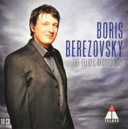 TELDEC CLASSIC RECORDINGS *BOX* BORIS BEREZOVSKY, CD