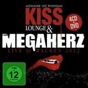 KISS LOUNGE &.. -CD+DVD- .. LIVE @ WACKEN 2012/ & ALEXANDER 'LEX' WOH