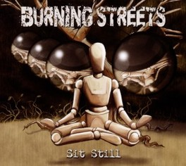 SIT STILL FFO:HOT WATER MUSIC/BOUNCING SOULS/FOO FIGHTERS BURNING STREETS, CD