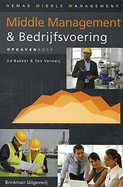 Middle management & bedrijfsvoering Bakker, Ad, Paperback