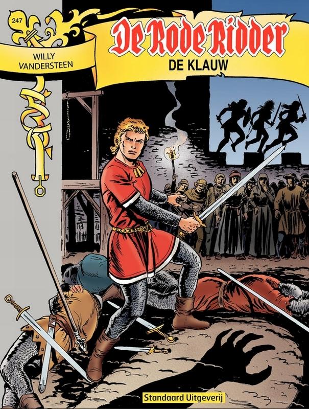 RODE RIDDER 247. DE KLAUW RODE RIDDER, Willy Vandersteen, Paperback