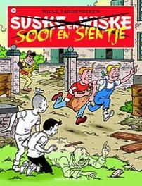 Sool en Sientje SUSKE EN WISKE, Willy Vandersteen, Paperback