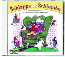 SCHLAPPS UND SCHLUMBO: GE Geschichtenlieder, Reinhard Lakomy, CD