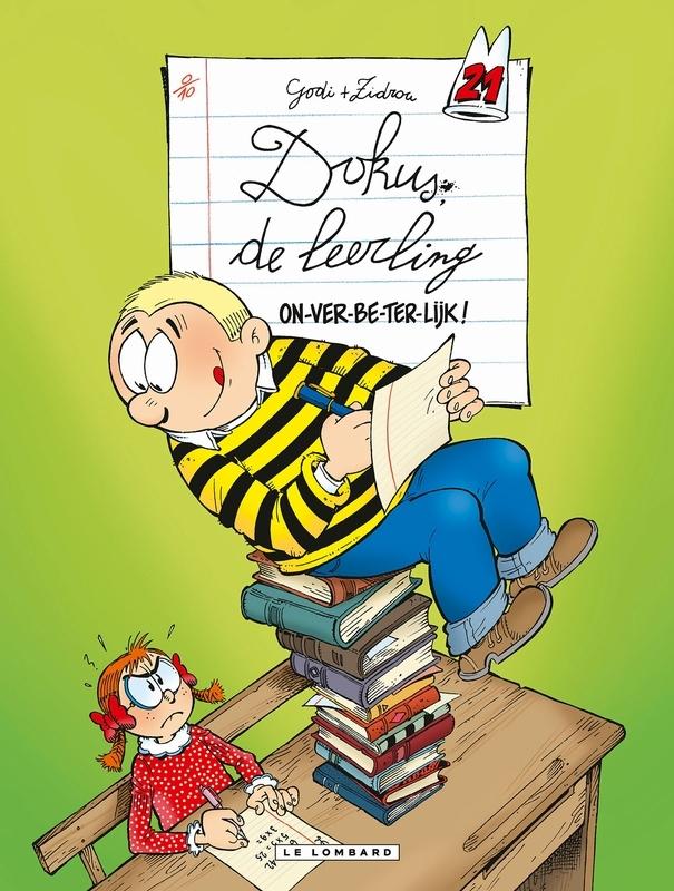 DOKUS DE LEERLING 21. ON-VER-BE-TER-LIJK DOKUS DE LEERLING, Zidrou, Paperback