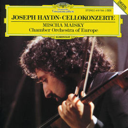 VIOLONCELLOKONZERTE CHAMBER ORCH OF EUROPE Audio CD, J. HAYDN, CD