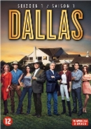 DALLAS(2012) S1 BILINGUAL // CAST: JOSH HENDERSON, JORDANA BREWSTER Jacobs, David, DVD