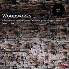 WOODWORKS WOOD 'N' FLUTES, CD