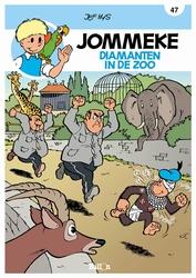 JOMMEKE 047. DIAMANTEN IN DE ZOO