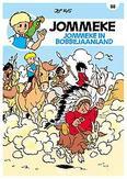 JOMMEKE 088. JOMMEKE IN BOBBEJAANLAND