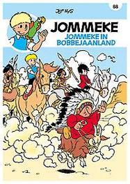 JOMMEKE 088. JOMMEKE IN BOBBEJAANLAND JOMMEKE, NYS, JEF, Paperback