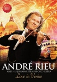Andre Rieu   Love IN Venice (DVD)