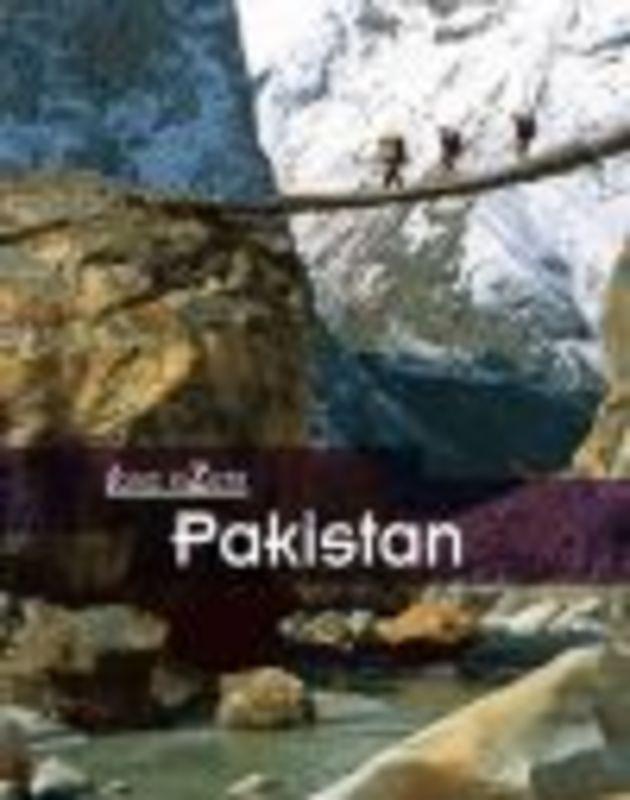 Pakistan Jean F. Blashfield, Hardcover