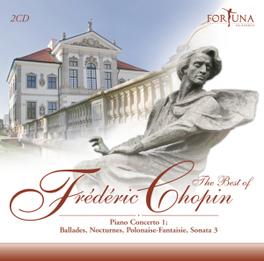 BEST OF F. CHOPIN, CD