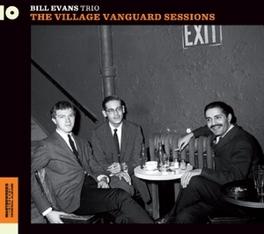 VILLAGE VANGUARD SESSIONS BILL EVANS, CD