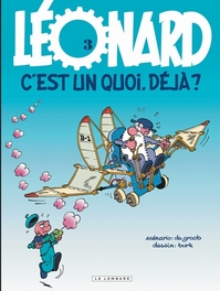 LEONARDO 03. IS EEN... JA, WAT? LEONARDO, TURK, GROOT, Paperback