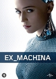 Ex machina, (DVD)