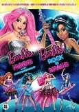 Barbie in popsterrenkamp,...