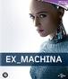 Ex machina, (Blu-Ray) BILINGUAL /CAST: DOMHNALL GLEESON, ALICIA VIKANDER