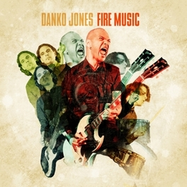 FIRE MUSIC -LTD- LIMITED EDITION COLOURED VINYL DANKO JONES, LP