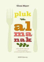 Plukalmanak eten uit de natuur, Meyer, Claus, Hardcover