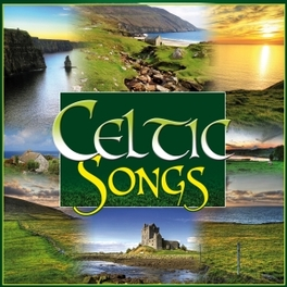 CELTIC SONGS V/A, CD