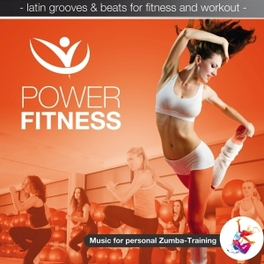 POWER FITNESS - MUSIC.. V/A, CD