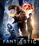 Fantastic four, (Blu-Ray)