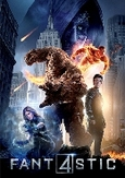 Fantastic 4 (2015), (DVD)