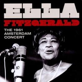 1961 AMSTERDAM CONCERT .. CONCERT ELLA FITZGERALD, CD