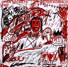 OPEN SECRETS Audio CD, PETER KOWALD, CD