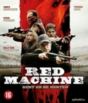 Red machine, (Blu-Ray)