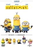 Minions, (DVD)