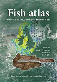 Fish Atlas of the Celtic Sea, North Sea and Baltic Sea based on international research-vessel surveys, Jim R. Ellis, Hardcover