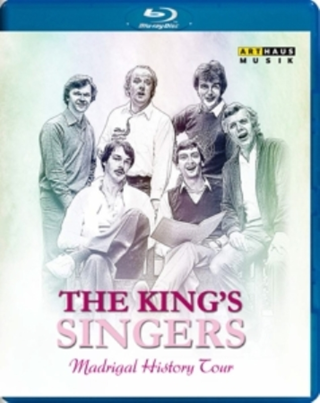 Jackman,Mason,Hume The King's Singers Madrigal Histor