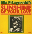 SUNSHINE OF YOUR LOVE 180G...