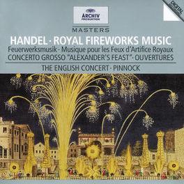 FIRE WORKS MUSIC -LAIRD/PINNOCK/TREVOR PINNOCK Audio CD, G.F. HANDEL, CD