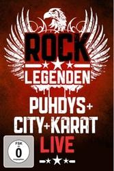 Puhdys/City/Karat - Rock...