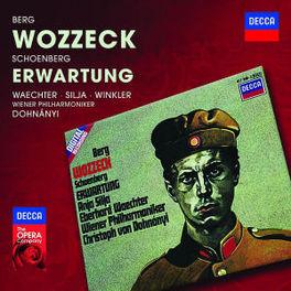 WOZZECK WIENER STAATSOPERNCHOR AND WIENER PHILHARMONIKER A. BERG, CD