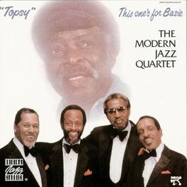 TOPSY Audio CD, MODERN JAZZ QUARTET, CD