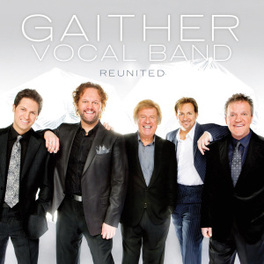 REUNITED Audio CD, GAITHER VOCAL BAND, CD